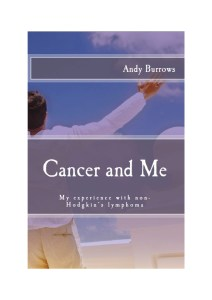 Cancer and Me (published March 2016)