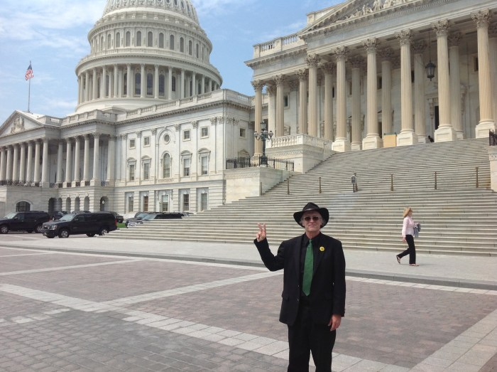 Mr. Caffrey Goes to Washington