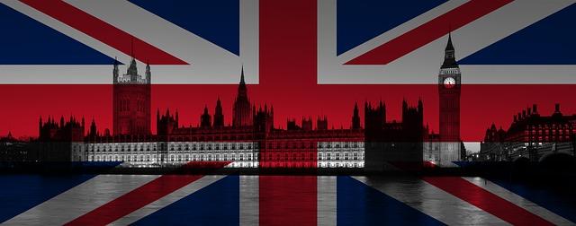 London Britain Union Jack