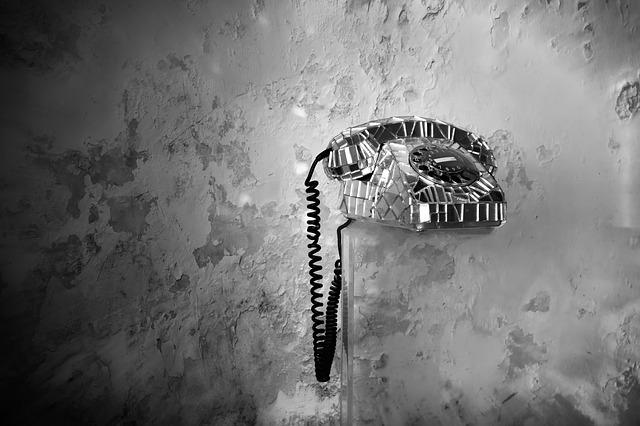 Phone Call Telephone Handset Dial