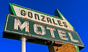 Old signs photography by Andy Crawford Photography