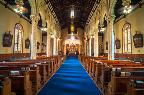 St. Michael the Archangel Church-Andy Crawford Photography