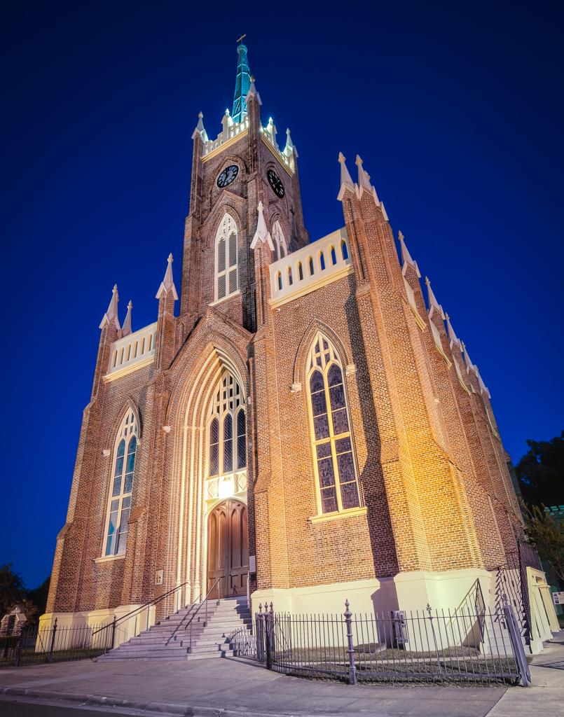 St. Mary's Basilica photography