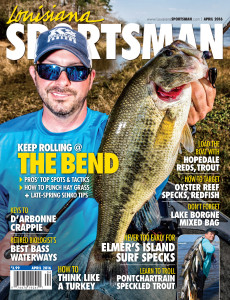Louisiana Sportsman cover