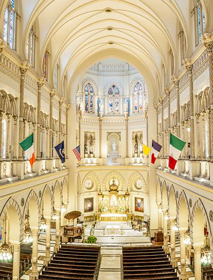 New Orleans Catholic church