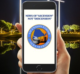 Ascension Parish news app 3 Crosses by Andy Crawford Photography
