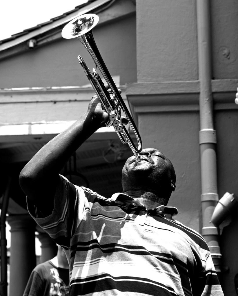 New Orleans jazz photo
