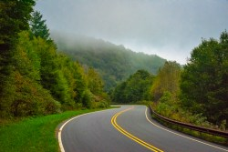 Cherohala Skyway photography