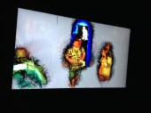 Kinect motion painting