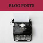 Blog Posts Button