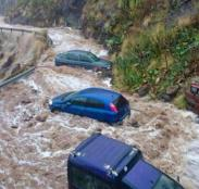 After the beach maybe go for a drive in the Anaga Mountains? http://www.thelocal.es/20141020/flash-floods-woman-dies-in-tenerife-canary-islands-weather