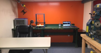 makerspace, Setting Up The Laboratory