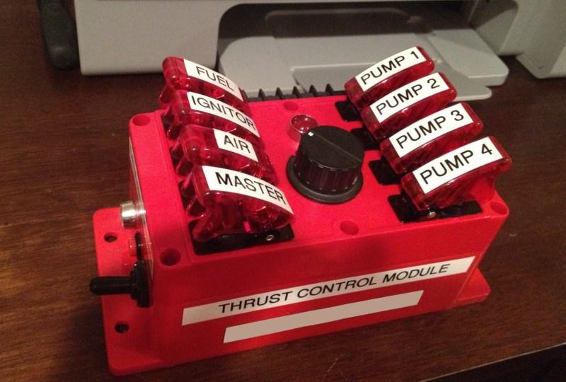 pulsejet engine