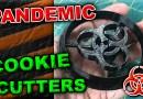 Covid-19 Coronavirus Pandemic cookie cutter