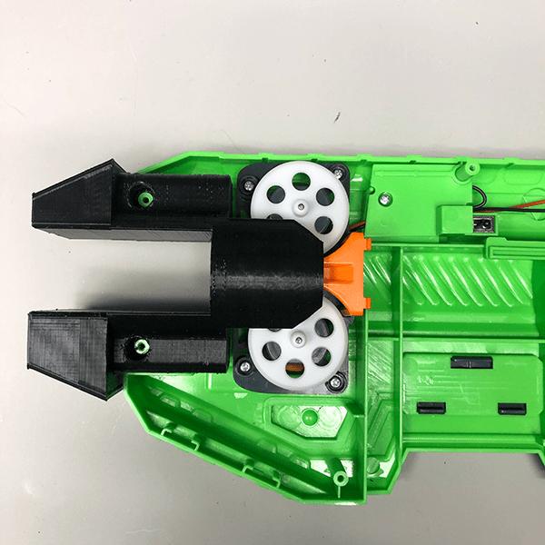 Adventure Force Spectrum Stun Muzzle Mod 3D Printing .stl File