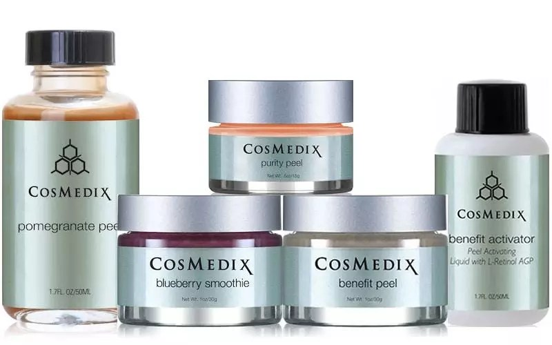 CosMedix Metabolic Skin Peels