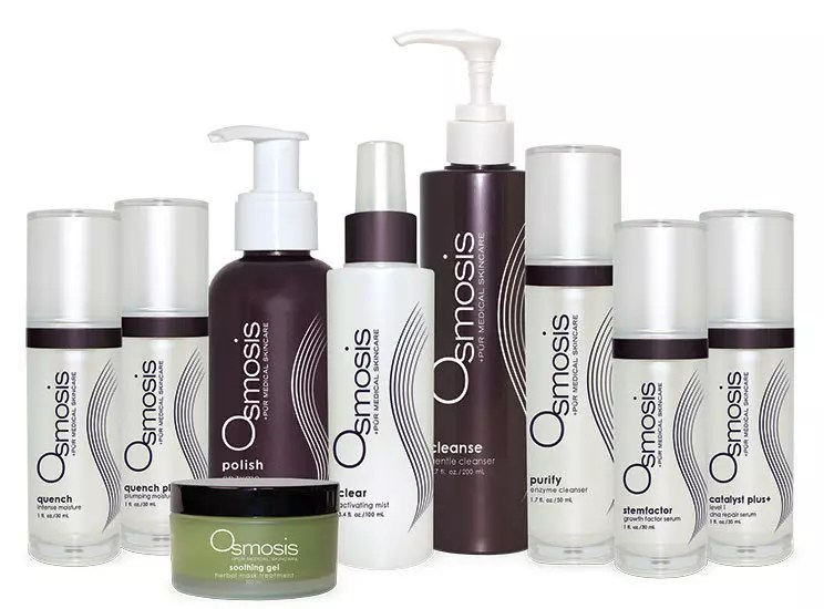osmosis skin care uk
