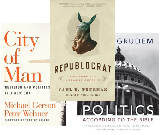 Three Books On Politics