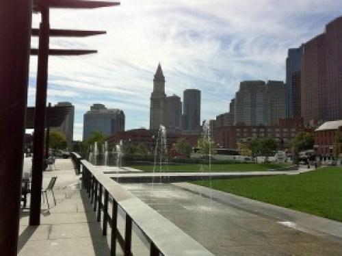 Boston Rose Kennedy Greenway - 09