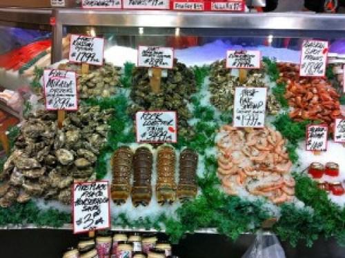 Seattle Pike Place Fish Market - 2