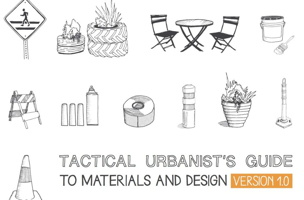 Action: Tactical Urbanist's Guide to Materials and Design