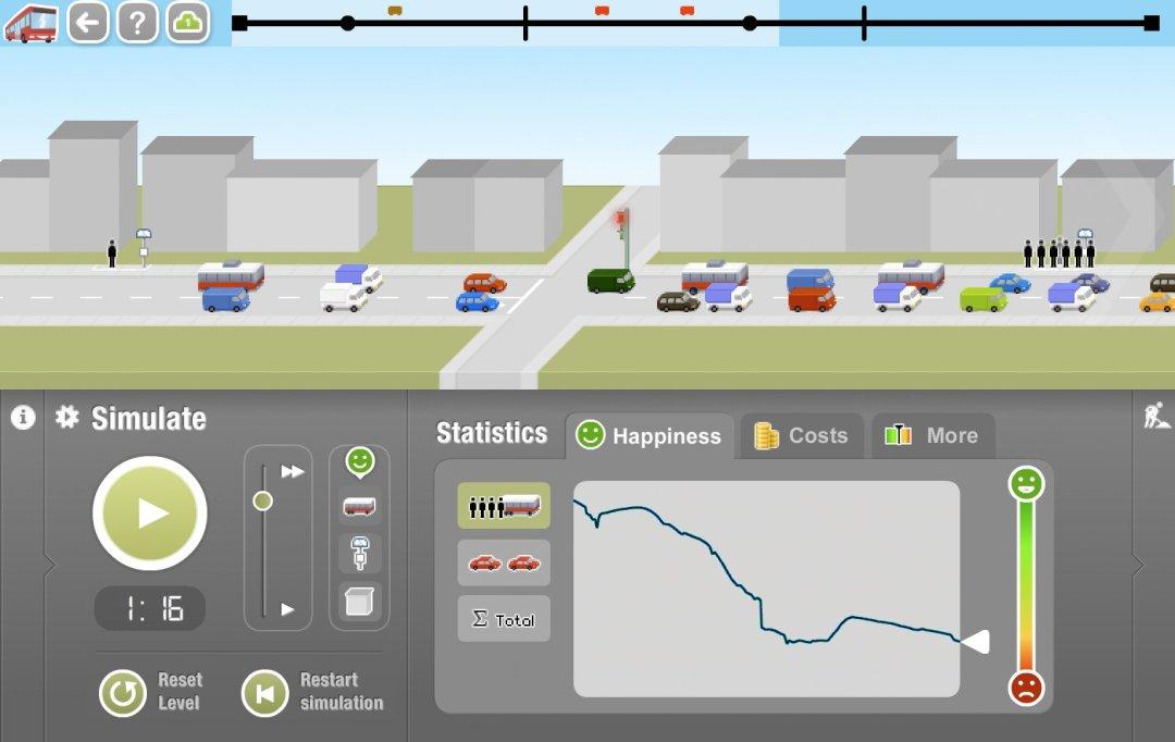 BusMeister game screenshot