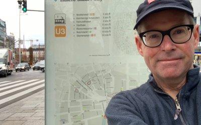 Lokale Agenda Neubau Wien – Walk to (home) Work