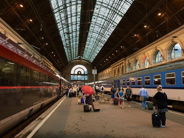 European Railway Song Contest – for the Year of Rail