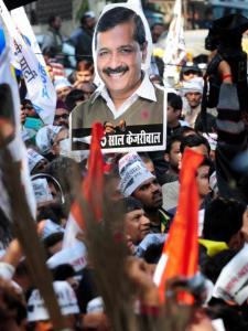Delhi reaction post 2015 election results