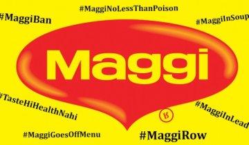 maggi row