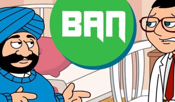 Ban on santa banta jokes