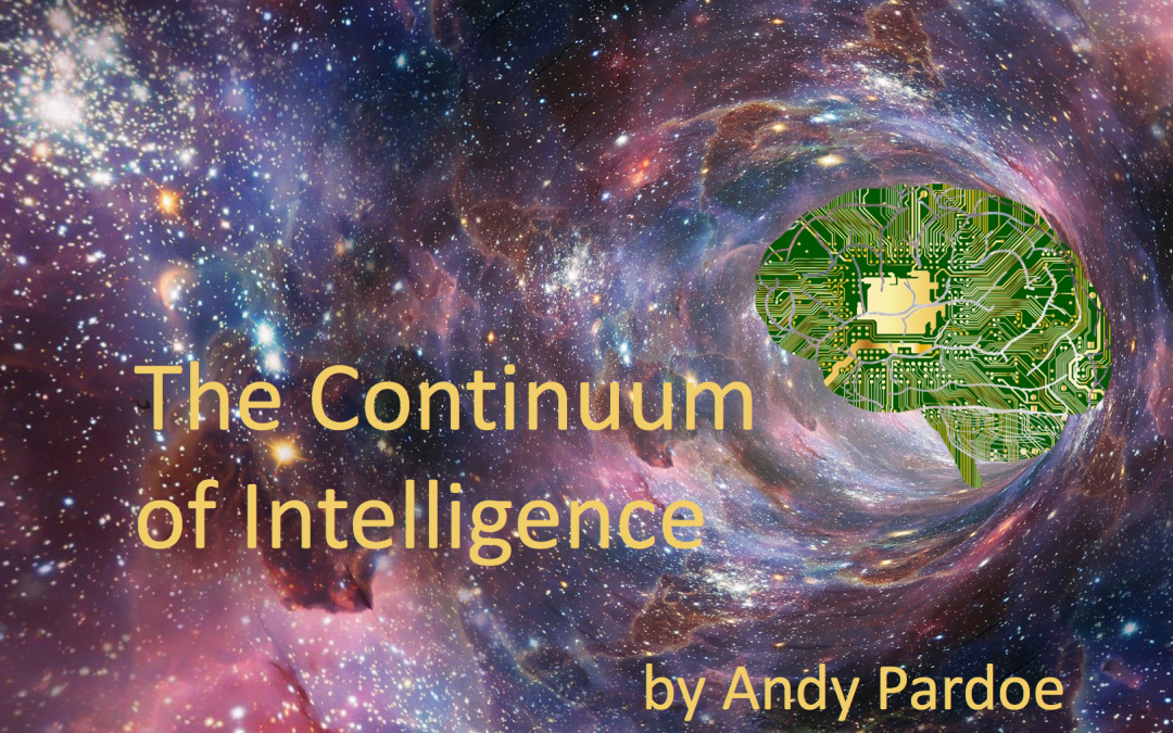 The Continuum of Intelligence