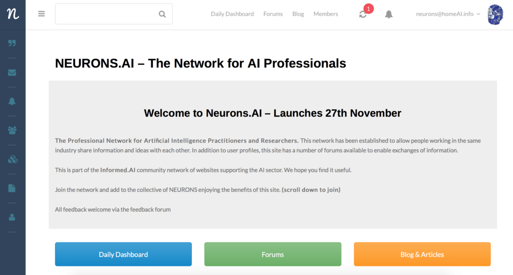neurons-ai-frontpage