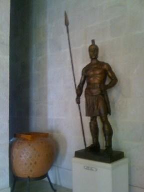 Albanian museum