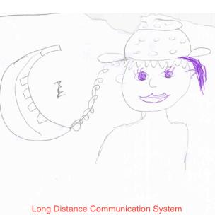 Long Distance Communication System