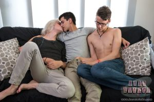 AndysBestSites BareTwinks HD Photo Video Sexy Boy Justin Gets Threeway Wish