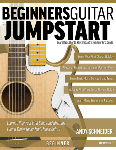 Beginners Guitar Jumpstart cover