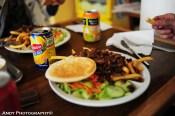 A kind of Turkish Kebab in Leuven