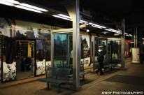 Tram station of MN 2