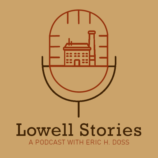 Lowell Stories Logo 512 Square