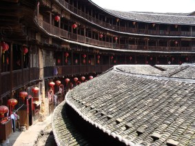 Hakka Roundhouses - Fujian Province