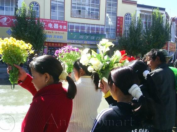 'Panchen Lama' Driveby, Shigatse