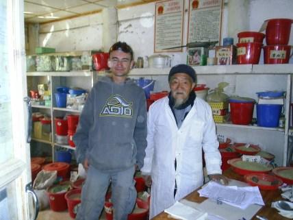 Dr Ho at Lijiang