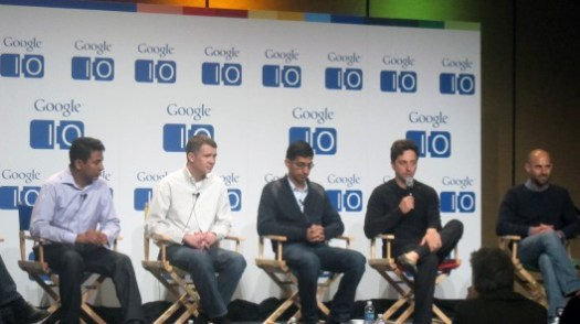 Chrome Press Briefing Google I/O 2011
