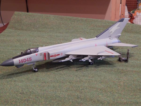 Shenyang J-8   Andy's War Machines