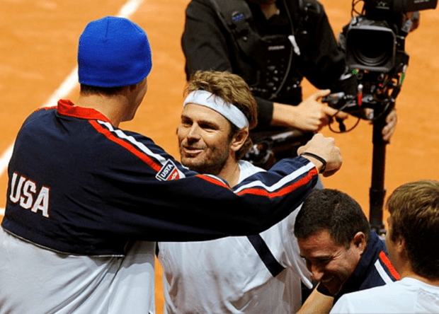 Davis Cup Fribourg: Day One