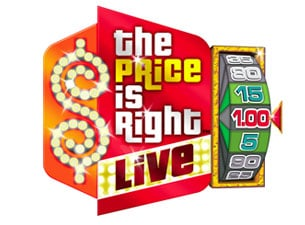Announcer Andy Taylor. Price is Right Live
