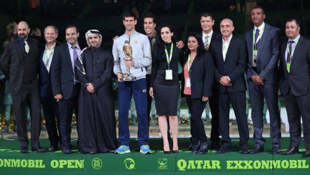 Qatar ExxonMobil Open. Our Team