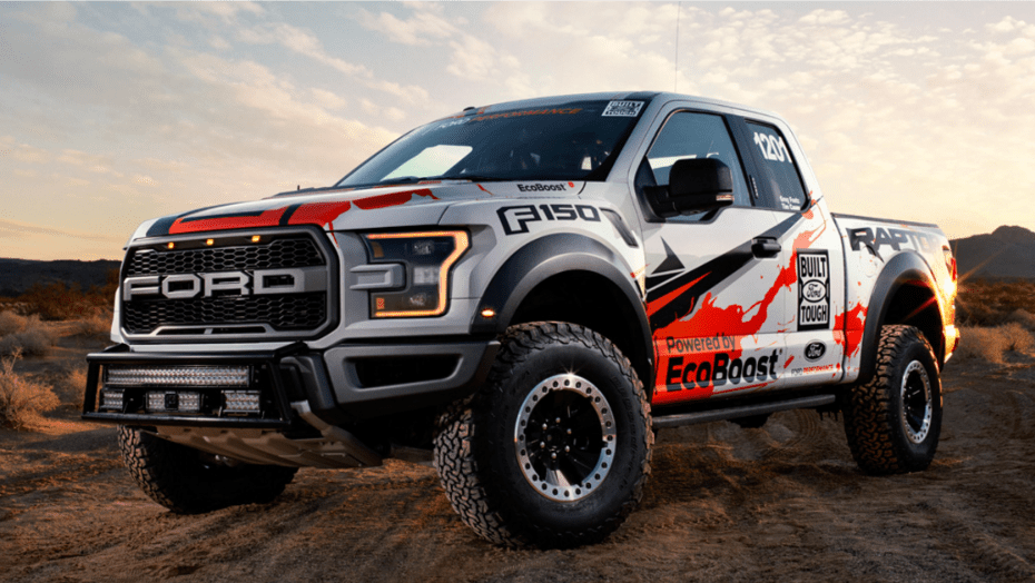 Voice Over Andy Taylor. Vaylian Studios. Ford F150 Raptor. Born to Baja