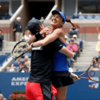 Andy Taylor. Tennis Announcer. 2017 US Open Mixed Doubles Champions. Martina Hingis and Jamie Murray